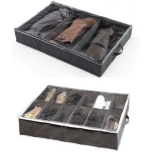 Set schoenen en laarzen opbergers