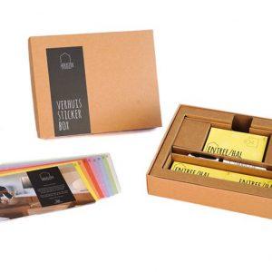 Verhuisstickerbox medium